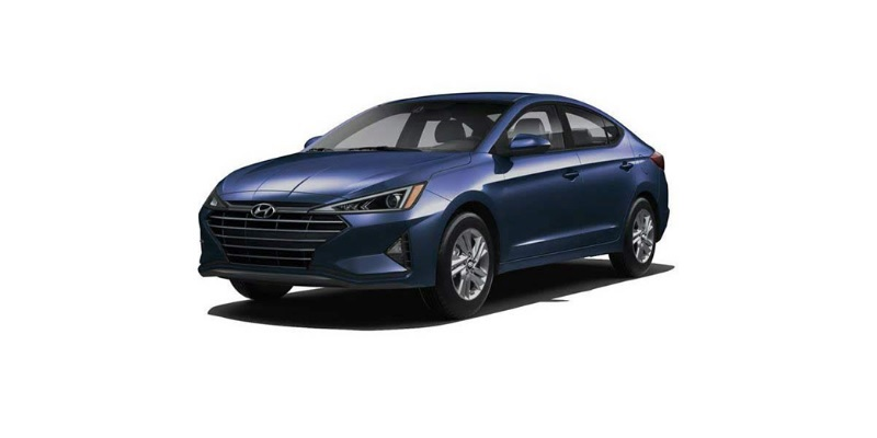 Hyundai Elantra from USD$16,000 Delivered (FOB)
