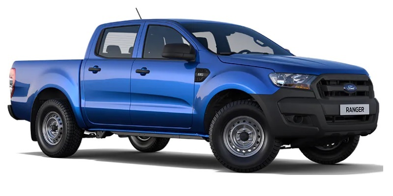 Ford Ranger from USD$22,500 Delivered (FOB)