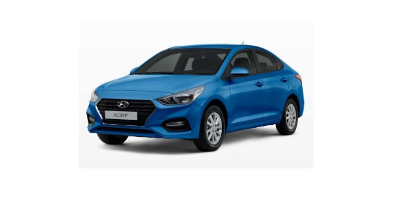 Hyundai Accent from USD$13,250 Delivered (FOB)