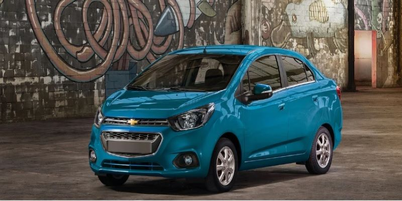 Chevrolet Beat from USD$9,350 Delivered (FOB)