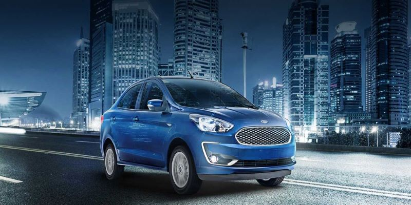 Ford Figo from USD$12,750 Delivered (FOB)